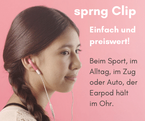 Clip4Run sprng Clips